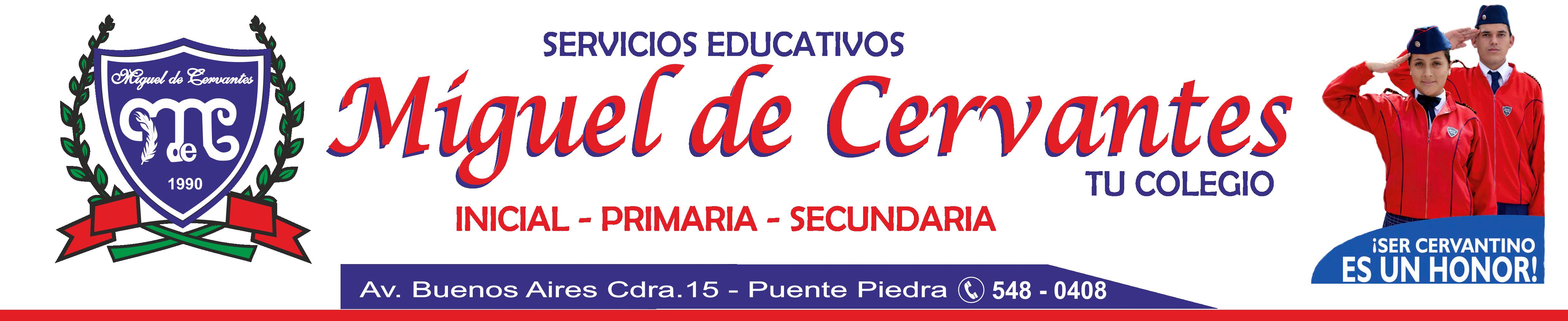 I.E.P. Miguel de Cervantes